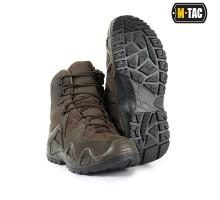 Тактичні черевики M-Tac Alligator Brown