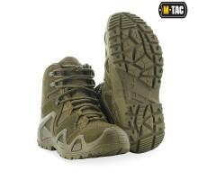 Тактичні черевики M-Tac Alligator Olive