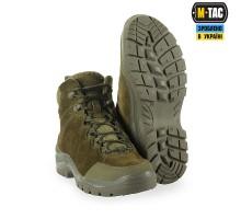 Тактичні черевики M-Tac Rubicon Ranger Green