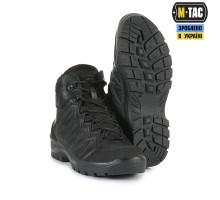 Тактичні черевики M-Tac Rubicon Black