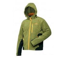 Флісова куртка Norfin Outdoor Green