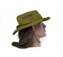 Панама Outdoor Neck Protection Olive (із захистом шиї)