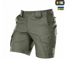 Тактичні шорти M-Tac Aggressor Short Army Olive