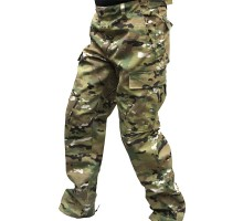 Камуфляжні тактичні брюки Multicam
