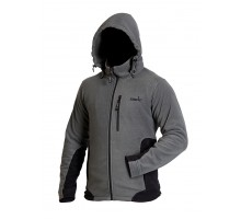 Флісова куртка Norfin Outdoor Gray