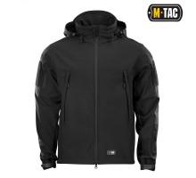 Куртка M-Tac Soft Shell Black