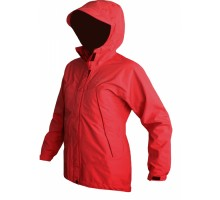Спортивна жіноча штормова куртка Isola Red (мембрана FineTex 10.000/8.000)