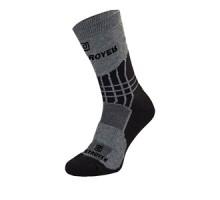 Термошкарпетки Destroyer Trekking Extreme (світло-сірий / темно-сірий)