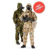 Британський натовський військовий костюм камуфляжний