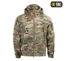 Куртка M-Tac Soft Shell Multicam