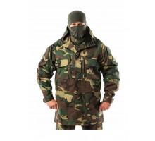 Камуфляжна куртка BH Tactical DPM