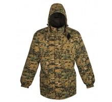 Зимова камуфляжна куртка Зеніт-С мал. Marpat