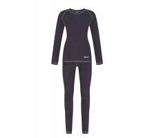 Жіноча термобілизна Baft X-Line Women Grey XL230 (мікрофліс)