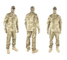 Камуфляжний костюм ВСУ Новий Український Піксель