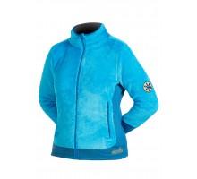 Жіноча флісова куртка Norfin Moonrise Blue