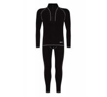 Чоловіча термобілизна Baft Z-Line Men Black ZL100 (мікрофліс)