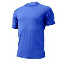 Чоловіча термофутболка Reusch Everest 160g, blue