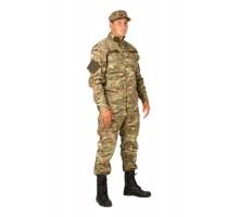 Камуфляжний військовий костюм Мультикам