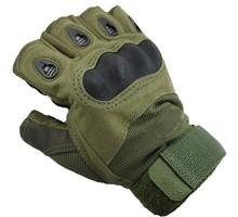 Тактичні рукавиці Oakley Half-Finger Khaki (безпалі)