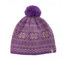 Зимова жіноча шапка Norfin Finland Violet