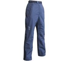 Жіночі штормові брюки Vista Dark Grey (мембрана Finetex 10.000/8.000)