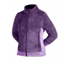 Жіноча флісова куртка Norfin Moonrise Violet