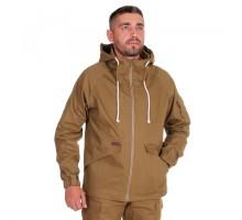 Куртка Klost Штормовка Олива (100% Cotton, водовідштовхувальне просочення)