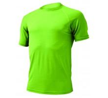 Чоловіча термофутболка Reusch Everest 160g, green