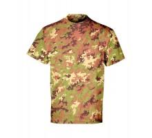 Камуфляжна футболка Vegetato