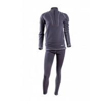 Жіноча термобілизна Baft Z-Line Woman Gray ZL230 (мікрофліс)