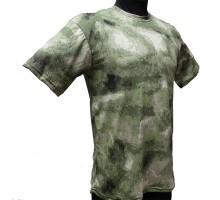 Футболка камуфляжна Атакс (зелений)
