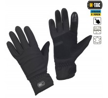 Тактичні рукавиці M-Tac Tactical Waterproof Black