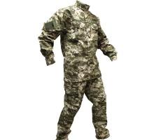 Камуфляжний тактичний костюм Pixel Ua (новий український піксель)