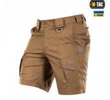 Тактичні шорти M-Tac Aggressor Short Coyote Brown