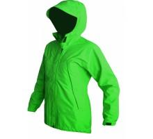 Спортивна жіноча штормова куртка Isola Light Green (Мембрана FineTex 10.000/8.000)