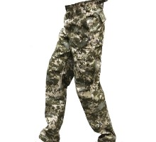 Камуфляжні тактичні брюки Pixel Ua (новий український піксель)