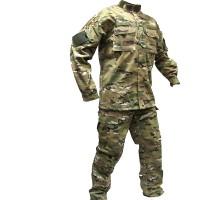 Камуфляжний тактичний костюм Multicam