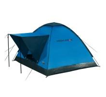 Палатка High Peak Beaver 3.0 Blue/Grey