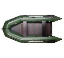 Чотиримісний моторний човен Bark ВT-330