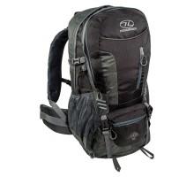 Туристичний рюкзак Highlander Hiker 40 Black