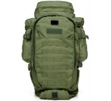 Тактичний рюкзак Esdy Hunter 60L Olive