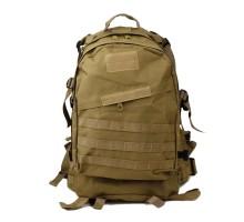 Тактичний рюкзак Esdy 3D 30L Coyote
