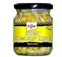 Кукурудза Carp Zoom Sweet Angler's Maize Natural (натуральна)