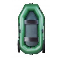 Двомісний надувний човен Ладья ЛТ-250