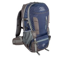 Туристичний рюкзак Highlander Hiker 40 Navy Blue