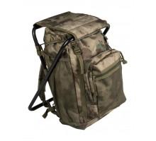 Рюкзак Mil-Tec MIL-TACS FG Backpack With Stool (20л, оригінал)