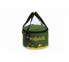 Відро для прикормки Kibas Line D 300C, з кришкою