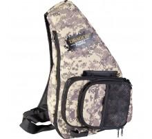 Рюкзак спінінгіста Dragon Street Fishing CHR-98-12-006 (однолямковий)