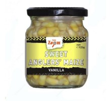 Кукурудза Carp Zoom Sweet Angler's Maize Vanilla (ванільна)