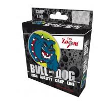Монофільна жилка Carp Zoom Bull-Dog Carp Line 300м (темно-зелена, 0,25-0,40)